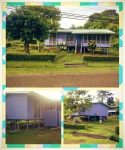 Rumah saya di Pontada dulu