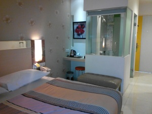 Our Room at DeWarna Hotel