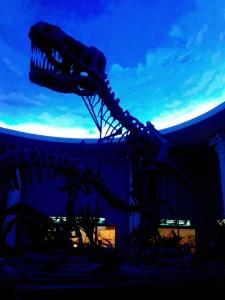 Replika Fosil DInasaurus