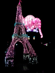 Eiffel Lampion