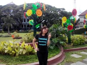 Taman di Tugu Malang