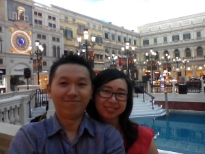 The Venetian Shopping Mall