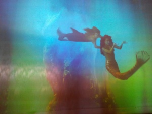Virtual Mermaid at City of Dreams