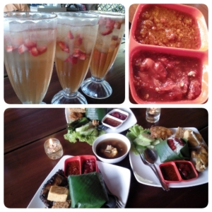 Natural Resto and Strawberry Land