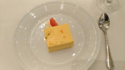 Dessert (Sugar Free Mango Mousse)